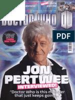 Doctor Who Magazine 457