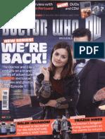 Doctor Who Magazine 458