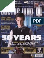 Doctor Who Magazine 456