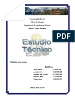 Estudio Técnico Trab. Final
