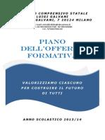 POF 2013-2014 IC GALVANI