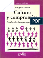 140667179 Cultura y Compromiso Margareth Mead