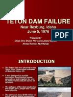 Teton Dam Failure Edit by Aisha