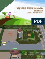 Propuesta Construccion de Un Vivero