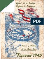 Aplec-Concurs Santa Creu 1945