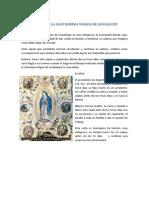 Carta a La Santisimima Virgen de Guadalupe