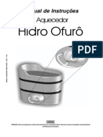 Manual Hidro Ofuro Im377 r00