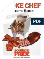 Smoke Chef Recipe Book