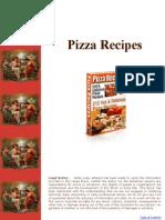 Hot Pizza Recipes