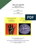 156165540 Arcana Mundi Magia e Occulto Nel Mondo Greco e Romano 2 Voll Fond Lorenzo Valla