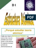 1ESTRUCTURA ATOMICA