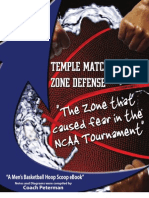 Temple Matchup Zone