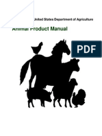 Animal Product Manual - USDA