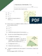 Preparação para o Teste Intermédio - Matemática - 8.º ano.doc