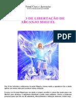 IMPRIMA_ ORAÇÃO DE LIBERTAÇÃO DE ARCANJO MIGUEL