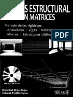 118119470 Analisis Estructural Con Matrices Rafael M Rojas