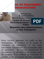 Technique de Traitement Des Degradations_ref Gk