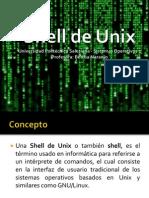 Shell de Unix