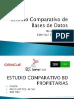 Estudio Comparativo de Bases de Datos