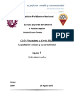 La profesión contable y su normatividad