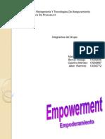 Empowerment o Empoderamiento