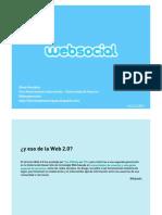 Web Social. Clases septiembre 09