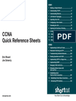 CCNA Quick Reference Sheets