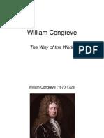 William Congreve - the rape of the lock