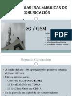 2G-GSM