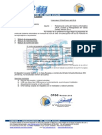 Carta Cpoc 2013