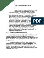 17254943 Creacion Pagina Web