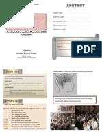 strategic intervention material in Health