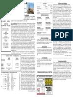 1/26/14 Bulletin