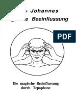 36001938 Frater Johannes Magische Beeinflussung Durch Tepaphone