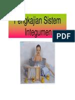 Kmb Slide Pengkajian Sistem Integumen