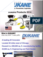 Dukane Products 2014