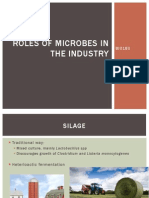 2 Roles of Microbes in the Industry