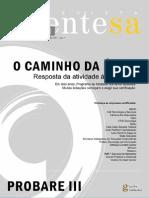 3º Caderno Probare - Parte Integrante da Revista Cliente SA edição 67 - Dezembro07