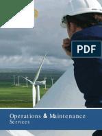 Operation Maintenance Catalogue