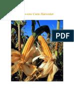 Two-row Corn Harvester