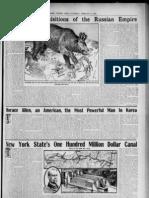 Teritorial Aquisitions of Russia Deseret Ev News 6febr 1904