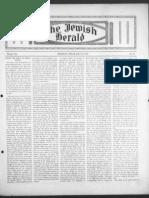 The Jewish Russia the Jewish Herald 21july 1910