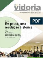 Caderno Ouvidoria - Parte Integrante da Revista ClienteSA edição 49 - Maio 06