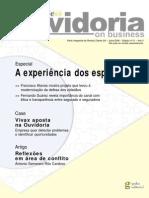 Caderno Ouvidoria - Parte Integrante da Revista ClienteSA edição 51 - Julho 06