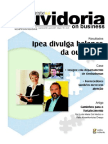 Caderno Ouvidoria - Parte Integrante da Revista ClienteSA edição 56 - Dez 06 / Jan 07