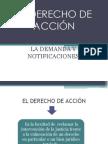 EL DERECHO DE ACCIÓN