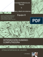 INTERACCIÓN HUMANO-COMPUTADORA