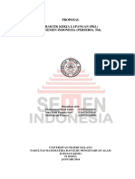 Proposal Pt.semen Indonesia-gresik FROM UM