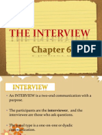 6-The Interview.pptx