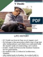 Balkrishna v Doshi